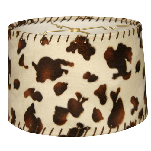 Millwood Pines 16'' Linen Drum Lamp Shade