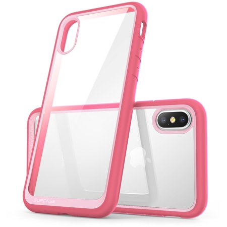SUPCASE iPhone X Case, Unicorn Beetle Style Premium Hybrid Protective Clear Case, Iphone X,