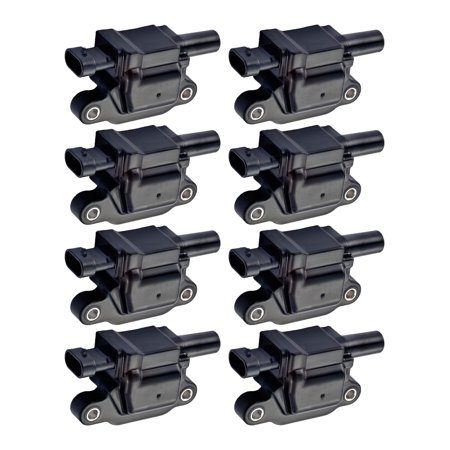 Set of 8 Ignition Coils For 2011-2016 Chevrolet Caprice 6.0L V8 Compatible with UF413 C1511 - Chevrolet Caprice Auto Accessories
