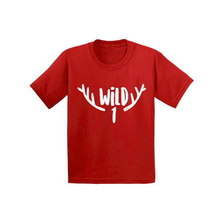 1st Birthday Gift Ideas For Boys (Awkward Styles Wild Party Baby Girl Clothes Boy Infant Shirt First Year Kids Gifts Birthday Tshirt Wild Themed Party Fun I am One Shirts 1st Birthday Shirts T-shirt for Baby)