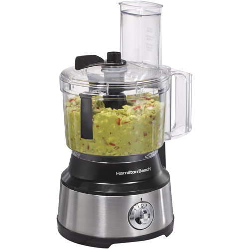 Hamilton Beach Bowl Scraper 10-Cup Food Processor