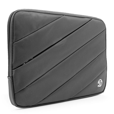12' Sport Netbook Sleeve (VANGODDY Jam Padded Carrying Sleeve fits Tablets / Laptops / Netbooks up to 11, 11.6, 12, 12.5 inches [Samsung, HP, Asus, Acer, Apple, Toshiba, Lenovo, etc.])