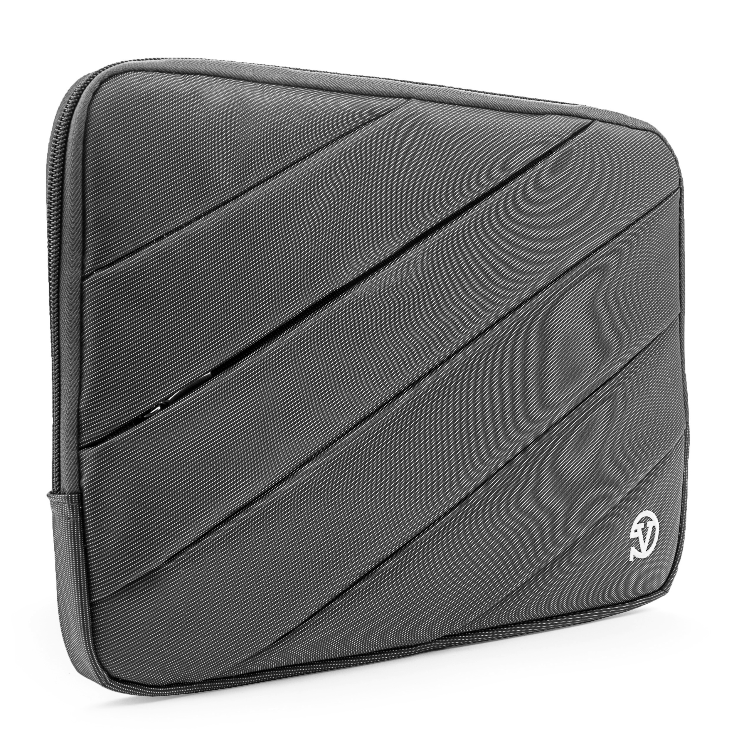 VANGODDY Jam Padded Carrying Sleeve fits Tablets / Laptops / Netbooks up to 11, 11.6, 12, 12.5 inches [Samsung, HP, Asus, Acer, Apple, Toshiba, Lenovo, etc.]