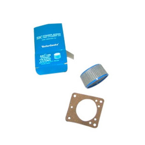 Click here to buy SSC-109 Strainer With S-70 Gasket By Strainer Screen And Cylinder Ship from US.