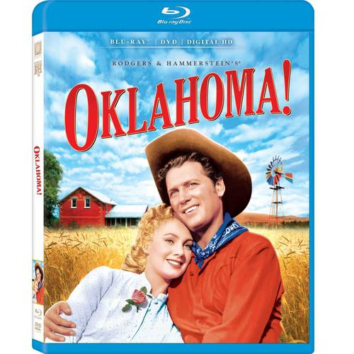 Oklahoma! (Blu-ray + DVD) (Widescreen)