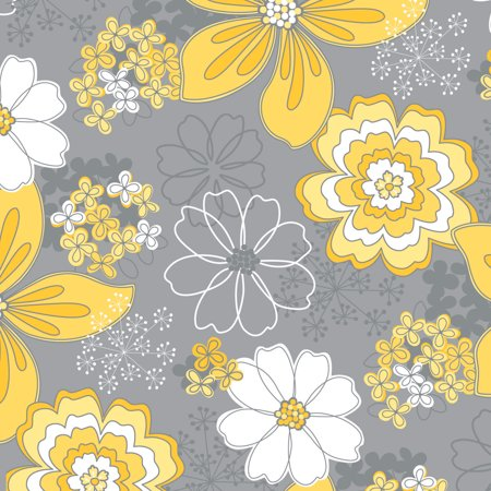 Emma & Mila Yellow Matters Cotton 44