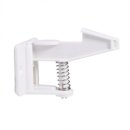 Ejoyous 10 Pcs Set Cabinet Lock Baby Safety Locks