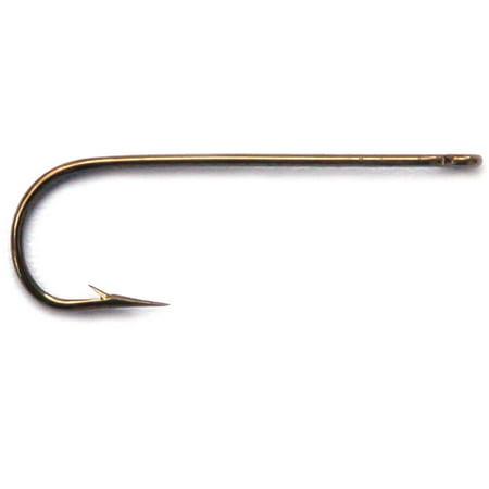 Mustad Aberdeen Bronzed Hook, Size 10