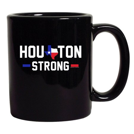 - Houston Strong Map 2017 Survivor DT Coffee 11 Oz Black Mug