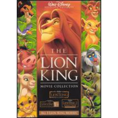 Lion Collection (Lion King Movie Collection, The (Collector's Edition))