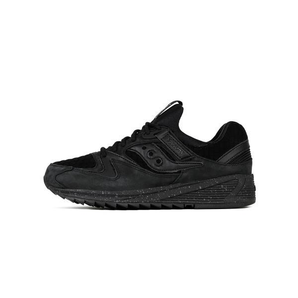 Mens Saucony Grid 8500 Weave Black S70304-1 by