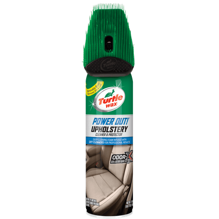 Turtle Wax Oxy Power Out! Upholstery Cleaner, 18
