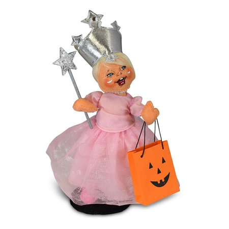 Annalee Dolls 2019 Halloween 6in Trick or Treat Good Witch Plush New with (Disney's Halloween Treat 2019)