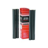 Sharp UX 3CR - 2 - black - print ribbon - for FO 760; UX 300, 305, 330L, 340L, 345L, 355L, 370, 460, 465L, 470