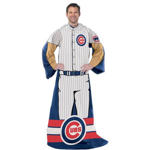 "MLB Player 48"" x 71"" Comfy Throw, Cubs"