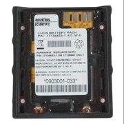 INDUSTRIAL SCIENTIFIC 17134453-01 Replacement Battery,Li-ion