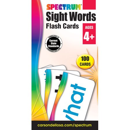 Sight Words Flash Cards - Halloween Flashcards With Words
