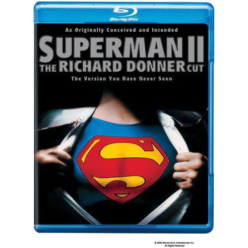 Superman II: The Richard Donner Cut (Blu-ray)
