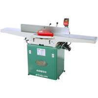 """Grizzly Industrial G0855 8"""" x 72"""" Jointer with Built-in Mobile Base"""