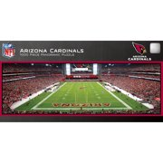 MasterPieces Arizona Cardinals 1000PC Panoramic Puzzle