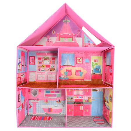 Calego 3D Imagination Classic Style Dollhouse