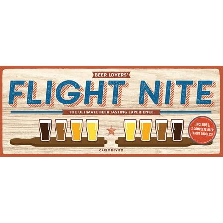 Beer Lovers' Flight Nite : The ultimate beer tasting