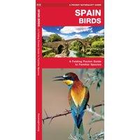 Spain Birds : A Folding Pocket Guide to Familiar Species