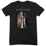 Constantine Smoker Mens Tri-Blend Short Sleeve Shirt