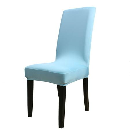 Peachy Wedding Birthday Party Spandex Chair Decor Dustproof Cover Download Free Architecture Designs Sospemadebymaigaardcom