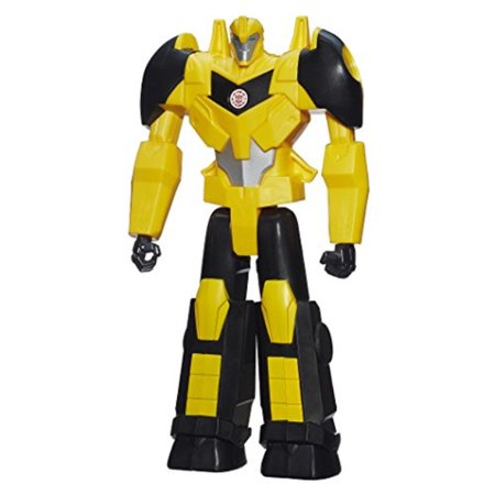 Transformers Robots in Disguise Titan Heroes Bumblebee Figure, - Transformers Robots In Disguise Bumblebee