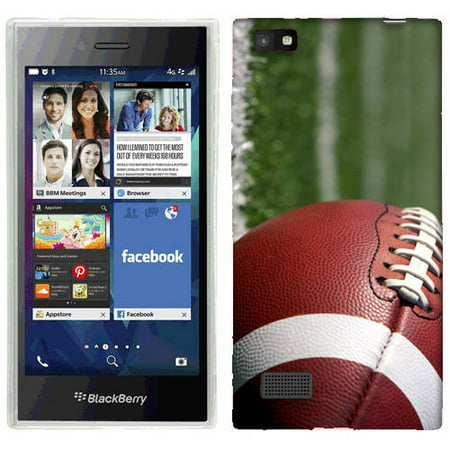 Mundaze Football Phone Case Cover for BlackBerry - Football Berries