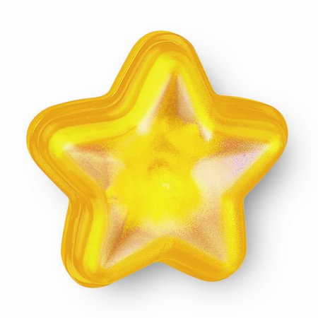 Amerelle 75022Y Neon Yellow Star Continuous On Nite Lite](Yellow Star)