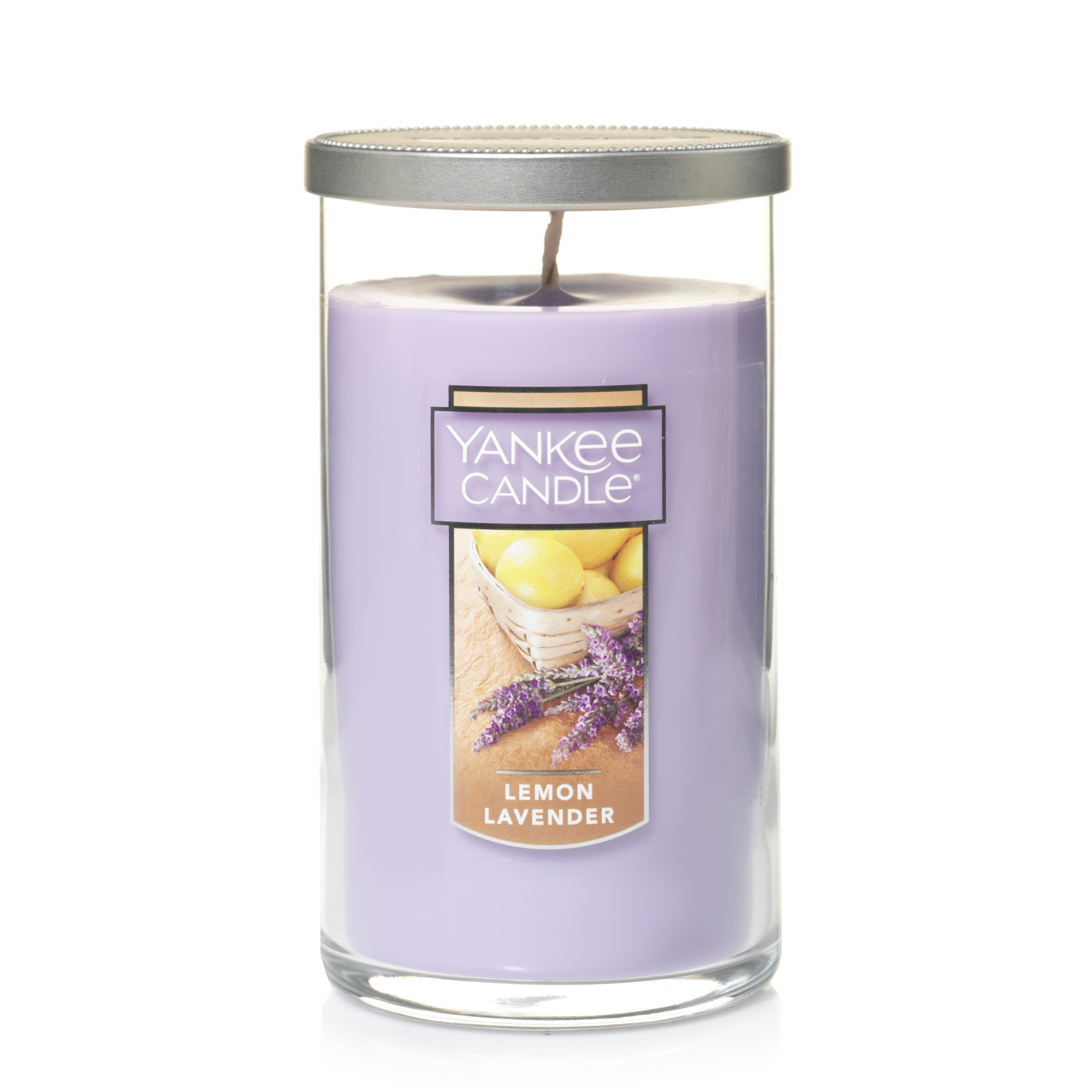 Yankee Candle Large 2-Wick Tumbler Candle, Lemon Lavender by Newell Brands