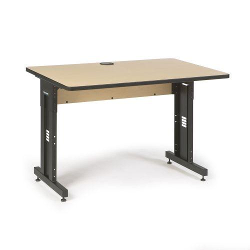 Kendall Howard 48  W x 30  D Training Table - Hard Rock M...