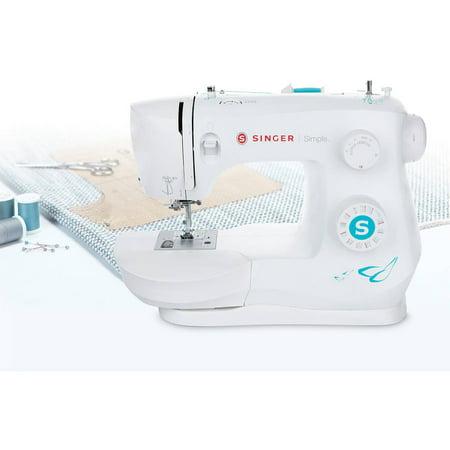 Singer 3337 simple 29 stitch sewing machine walmart fandeluxe Gallery