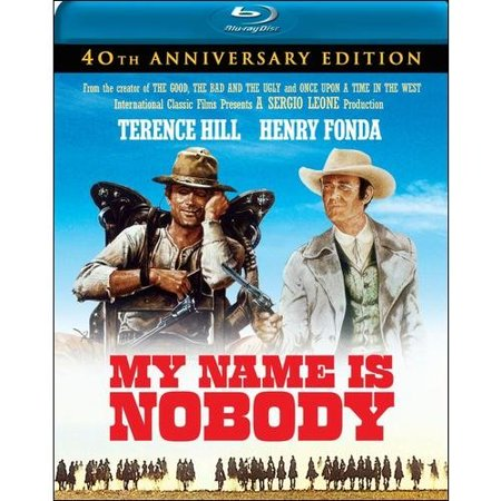 My Name Is Nobody  Blu Ray   Widescreen