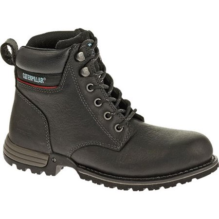 CAT Footwear Freedom Steel Toe - Black 8.0(W) Freedom Steel Toe Womens Work Boot