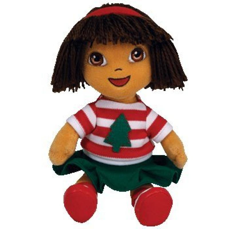 TY Beanie Babies Dora by TY Inc