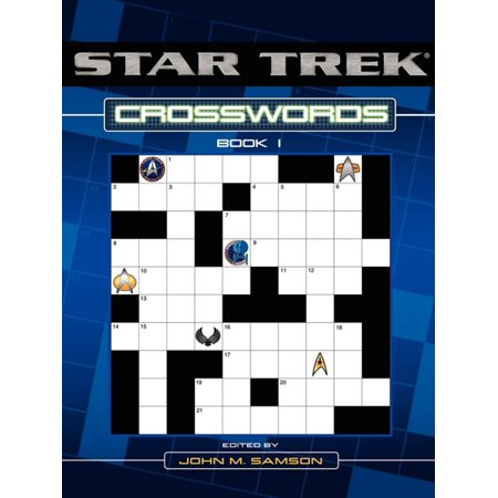 Star Trek Crosswords Book 1 - Star Trek Boots