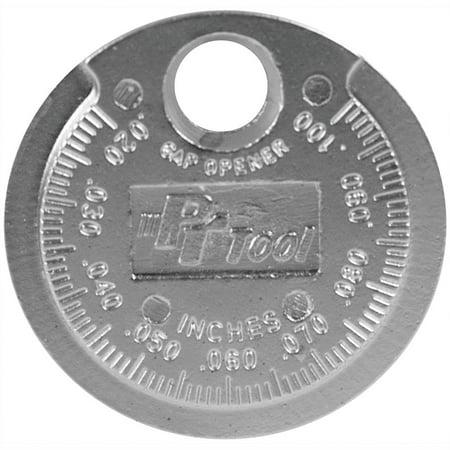 Spark Plug Gap Gauge Round -