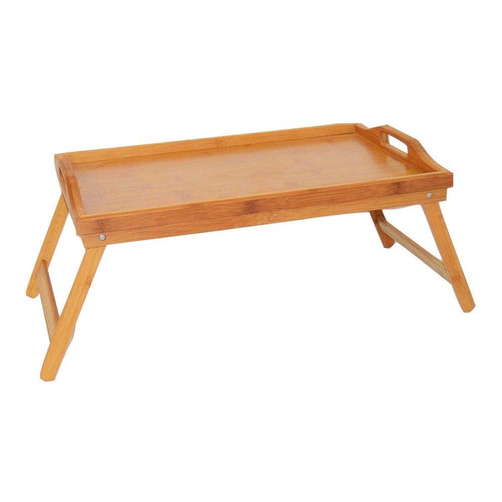 Sedona Lap Table Bed Tray Antique Walnut Walmart