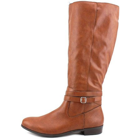 20f7f3cc8d1 Style   Co. - Womens Fridaa Round Toe Mid-Calf Riding Boots ...