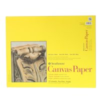 Strathmore Canvas Paper Pad, 300 Series, 16in x 20in