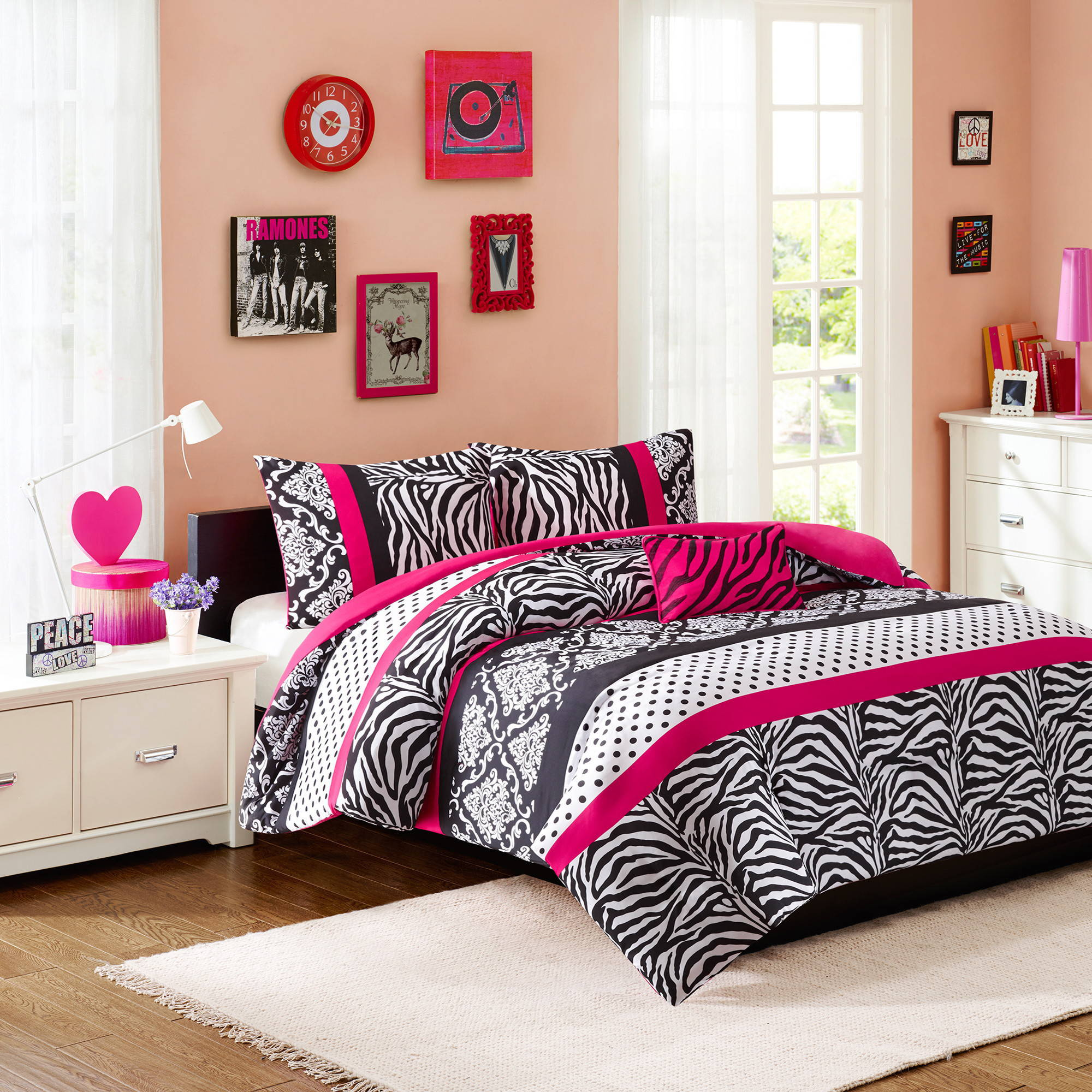 Home Essence Apartment Leona Duvet Cover Set