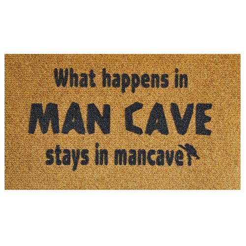 Home & More Man Cave Doormat