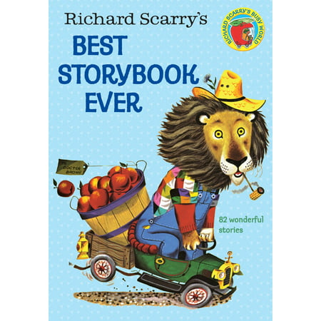 Richard Scarry's Best Story Book Ever (Hardcover) (She Gives The Best Blowjob Ever)