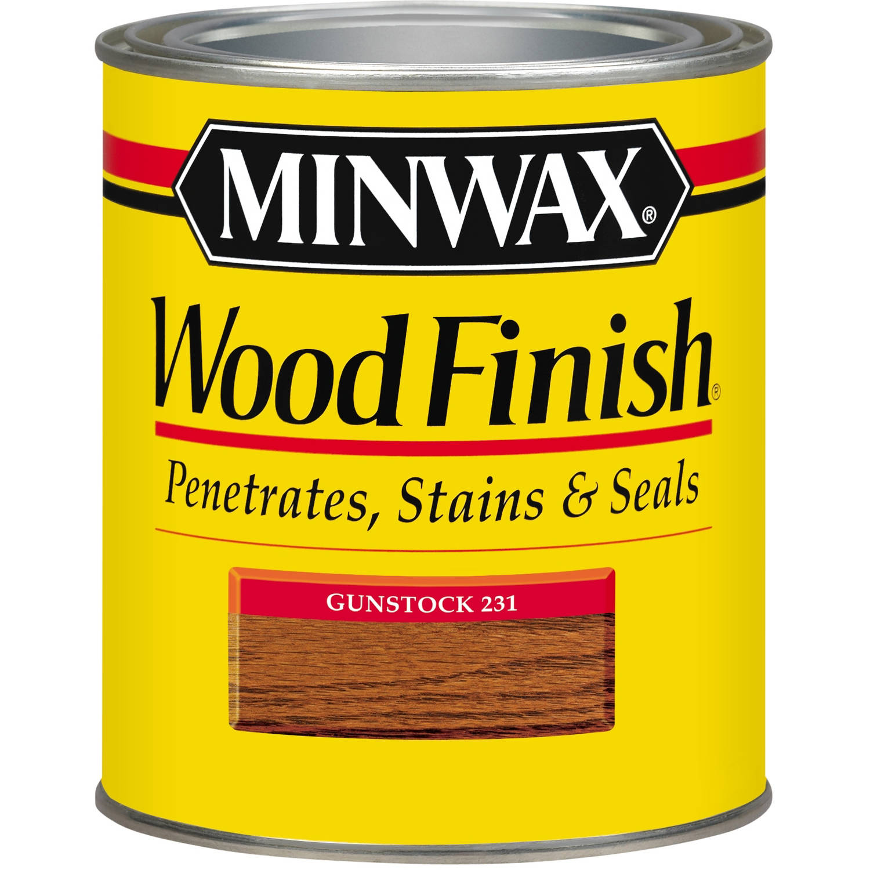 Minwax Wood Finish Gunstock, 1-Quart