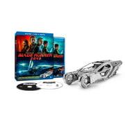 Blade Runner 2049 (Walmart Exclusive) (Blu-ray + DVD + Digital + Metal Earth Spinner Car) by