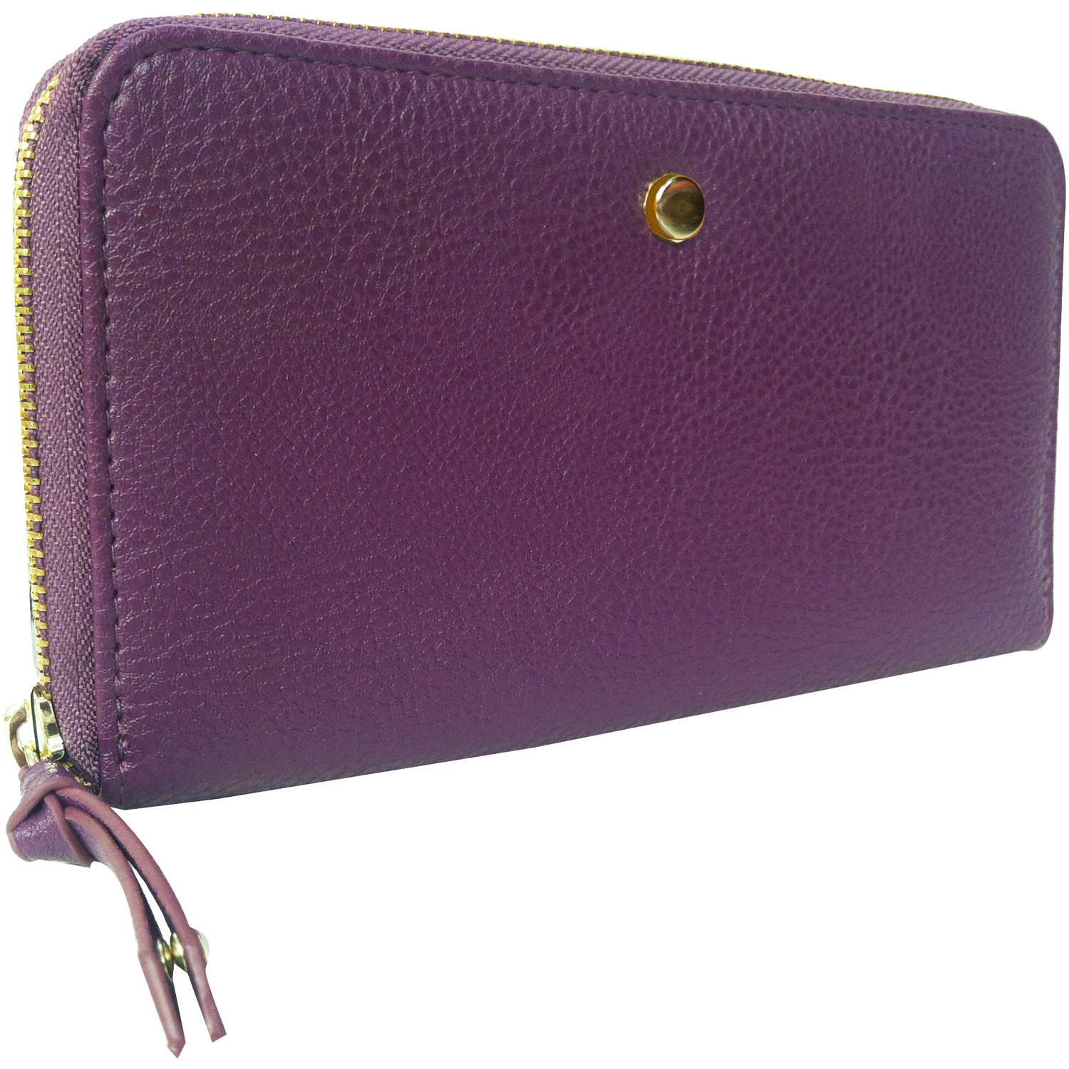 George Women's Wallet With Dot Accent