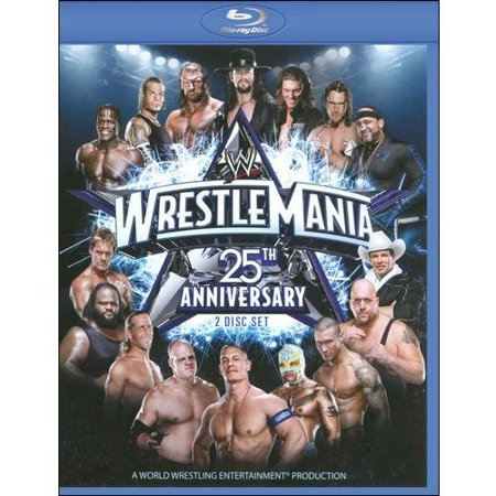 WWE: WrestleMania XXV (Blu-ray) (Full Frame)